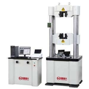 100kN钢塑复合管焊接强度试验机
